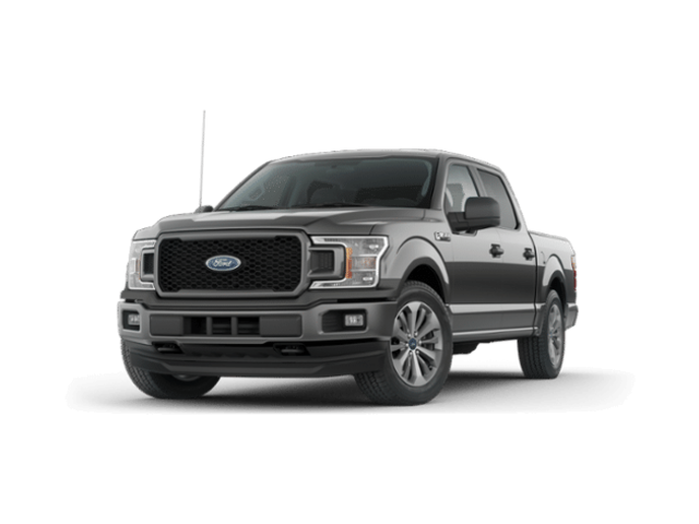 New 2018 Ford F-150 STX Truck SuperCrew Cab Denver